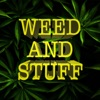 Weed and Stuff artwork