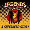 Legends: A Superhero Story artwork