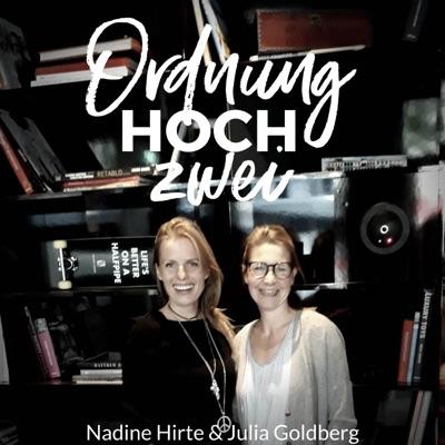 OrdnungHOCHzwei:Nadine Hirte & Julia Goldberg