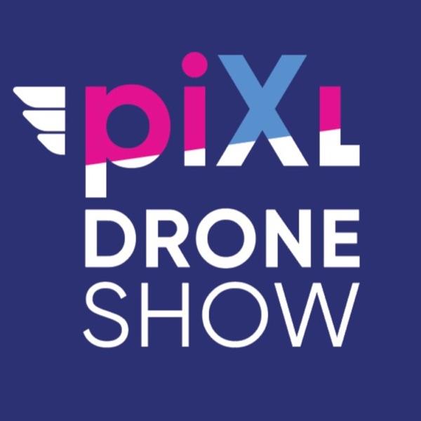 piXL Drone Show Artwork
