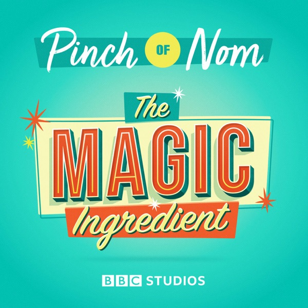 The Magic Ingredient with Pinch of Nom