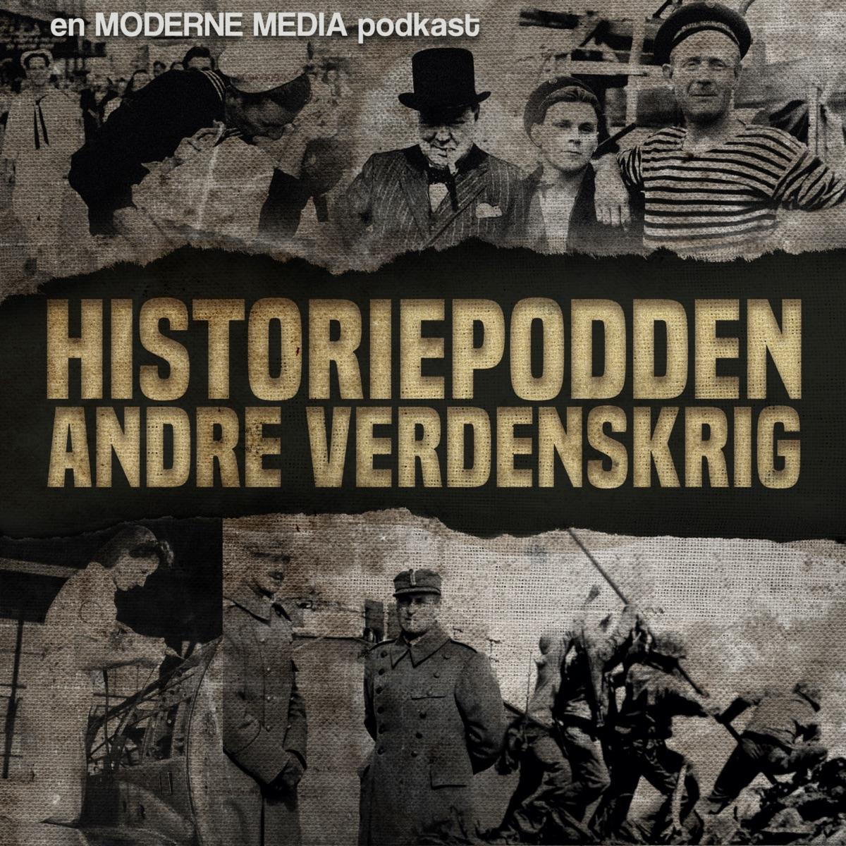 Historiepodden WW2