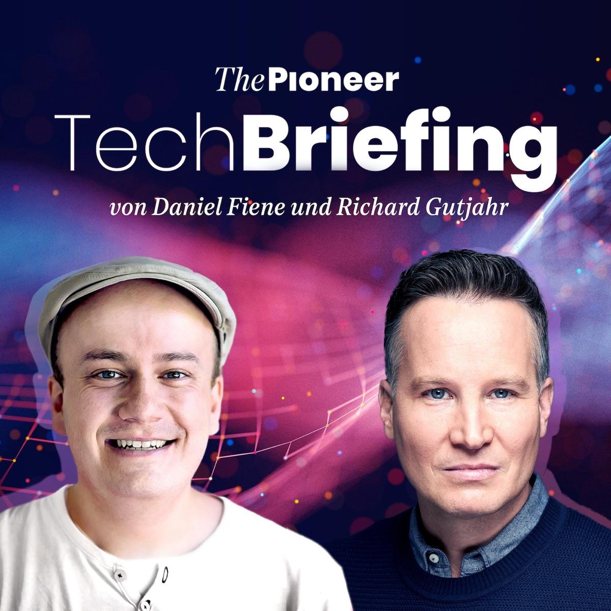 Das Tech Briefing Express — mit Christoph Keese