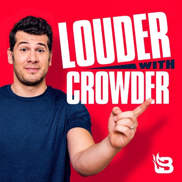 Louder with Crowder banner image
