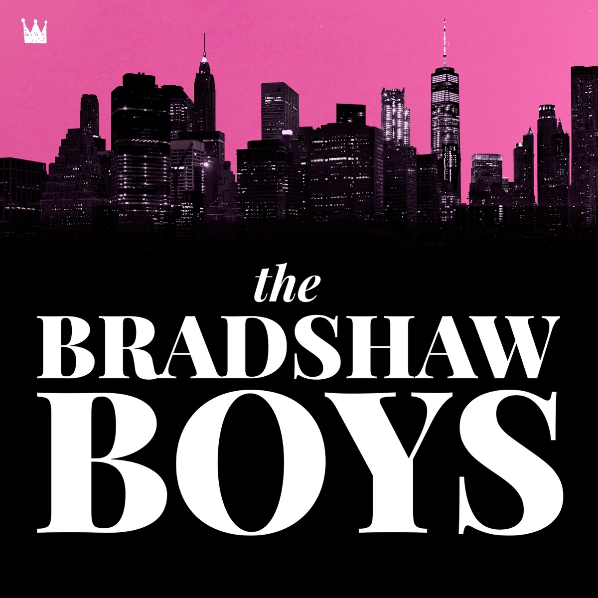 The Bradshaw Boys: A Sex and the City Podcast