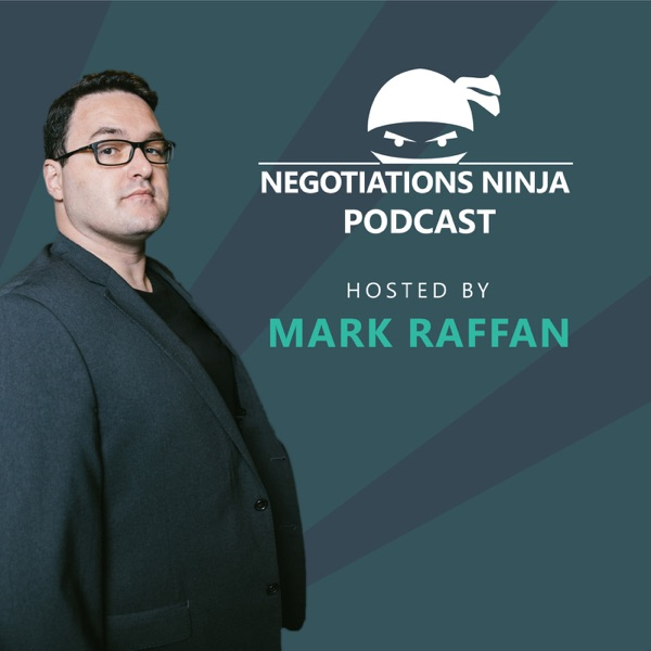 Negotiations Ninja Podcast podcast show image