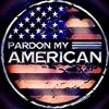 Pardon My American artwork