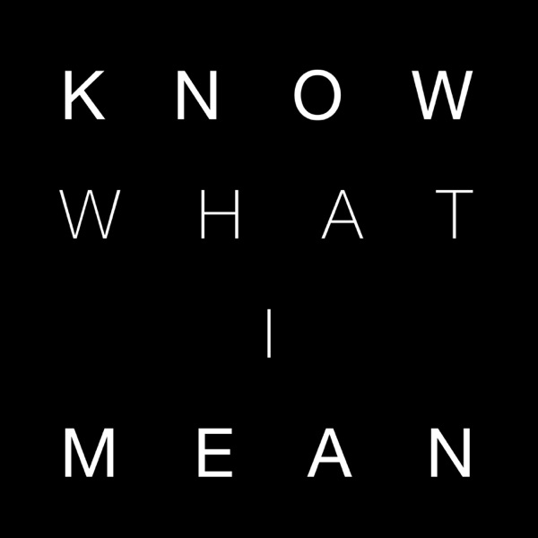 Know What I Mean Artwork