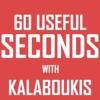 60 useful seconds with kalaboukis artwork