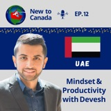 Mindset & Productivity | Devesh from United Arab Emirates