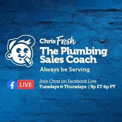 The Plumbing Sales Coach- The FRESH Sales Approach