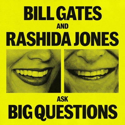 Bill Gates and Rashida Jones Ask Big Questions:Gates Notes