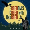 Freedom's Creed with Rex Reed artwork