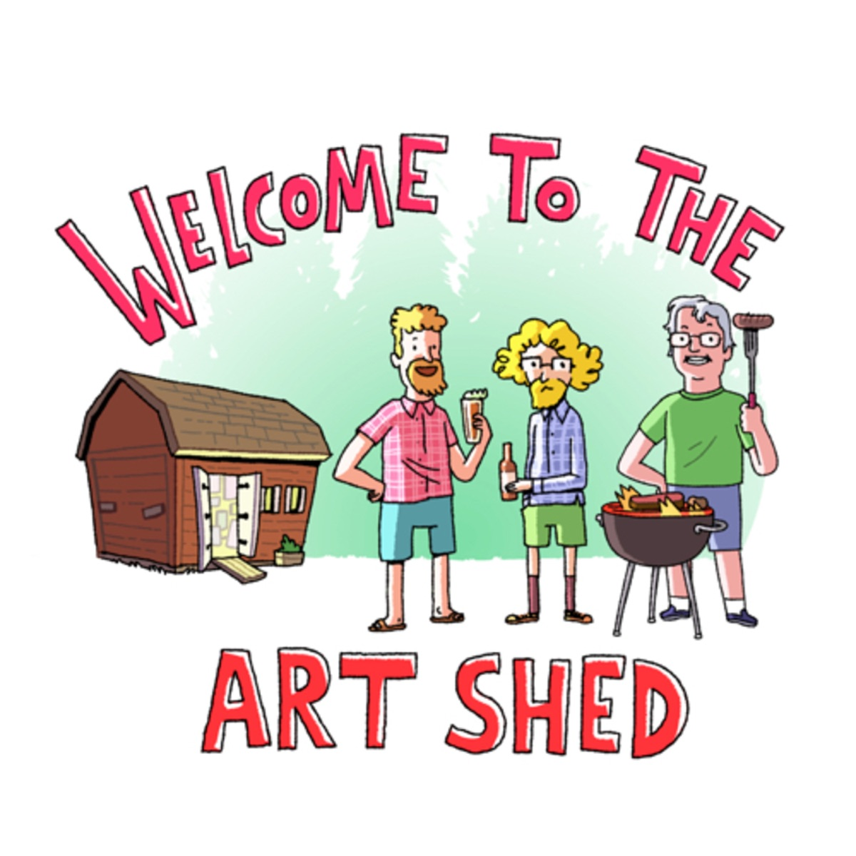 Welcome to the Art Shed