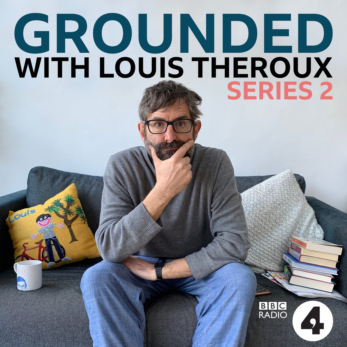 Welcome to Grounded with Louis Theroux