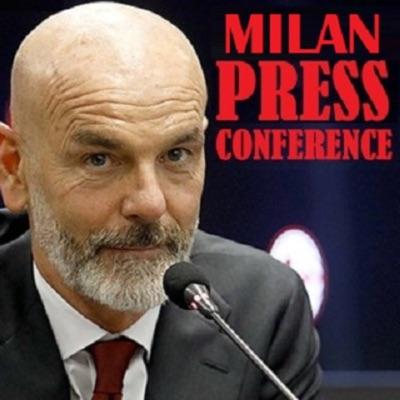 Milan Press Conference