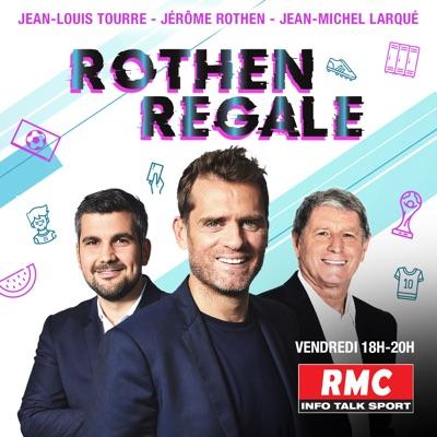 Rothen Régale:RMC