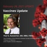 2/24/2021 - Vaccines Update