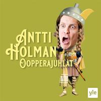 Antti Holman oopperajuhlat podcast