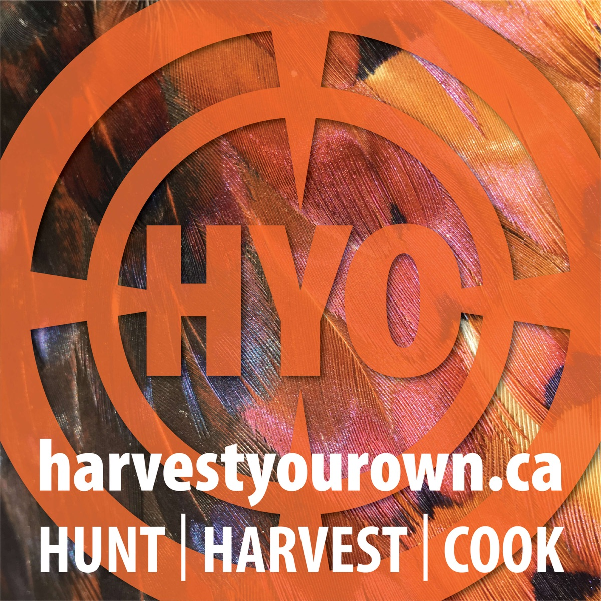 Harvest Your Own Podcast