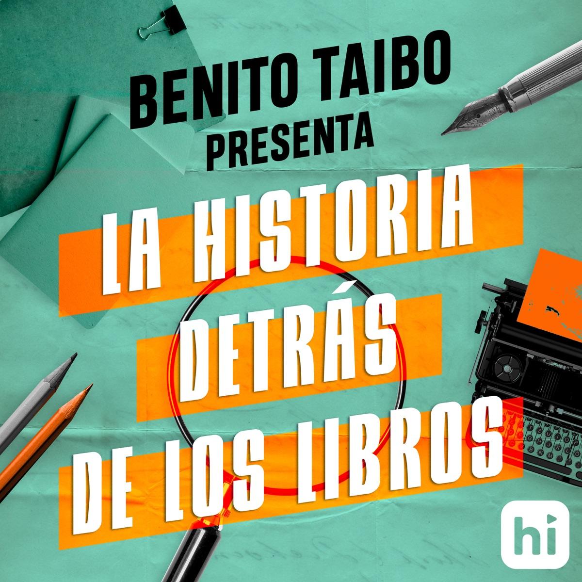 La historia detrás de los libros