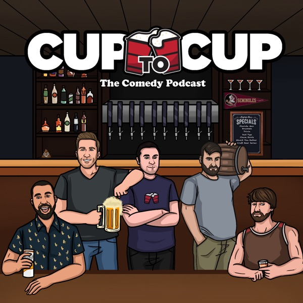 "<p><span style=""font-weight: 400;"">Kevin is back! The little guy is back with the crew for some classic cup to cup tomfoolery. We kick it off with a Florida man story that doesn't include Florida or a man. Our buddy Bates joins 7 Minutes in Heaven but not before a grown man struggles to say Guyana. Kev tries out a new strategy on Name that Show, Jose tortures us with another This is Where We Fucked Up.</span></p> <p><span style=""font-weight: 400;"">Would you Rather leads Jason to randomly read a list of short celebrities. Kevin defends his hero Tom Cruise and we put a bow on it with the return of Correct me if I'm Wrong. Cheers!</span></p> <p class=""p1""> </p> <p class=""p1""><strong><em>*The Cup to Cup Rundown*</em></strong></p> <p> </p> <ul> <li><strong>Florida Man </strong>@ 8 minute</li> </ul> <p class=""p1""> </p> <ul class=""ul1""> <li><strong>The Bracket -</strong> <a href= ""https://www.cuptocuplife.com/brackets""><span style= ""text-decoration: underline;"">The Best 80s Action Movie</span></a> @ 14 minute </li> </ul> <p> </p> <ul> <li><strong>7 Minutes in Heaven @</strong> 21 minute</li> </ul> <p> </p> <ul> <li><strong>Name that Show @</strong> 44 minute</li> </ul> <p><span style= ""font-family: -apple-system, BlinkMacSystemFont, 'Segoe UI', Roboto, Oxygen, Ubuntu, Cantarell, 'Open Sans', 'Helvetica Neue', sans-serif;"">  </span></p> <ul> <li><strong>This is Where We Fucked Up</strong> @ 55 minute</li> </ul> <p> </p> <ul> <li><strong>Would You rather @</strong> 52 minute</li> </ul> <p> </p> <ul> <li><strong>Correct Me if I'm Wrong @</strong> 65 minute</li> </ul> <p class=""p1""> </p> <p class=""p1""> </p> <p class=""p1""><span class=""s2""><a href= ""https://www.manscaped.com/"">Manscaped.com</a></span> - Use code ""cuptocup"" to save yourself 20% off and get FREE shipping.</p> <p class=""p1""> </p> <p class=""p1"">Thanks for listening and supporting us! Please subscribe, drop us a review and share us to a friend. Seriously, tell a stranger!</p> <p class=""p1""> </p> <p class=""p1"">As always, check out <a href= ""applewebdata://876E8029-3712-4E96-86CC-E6B40808A5BB/CuptoCupLife.com""> <span class=""s2"">CuptoCupLife.com</span></a> for merch, updated brackets, to drop a voice nugget, blogs and more.</p> <p class=""p1""> </p> <ul class=""ul1""> <li class=""li2""><span class=""s3""><a href= ""https://www.facebook.com/CuptoCupShow/""><span class= ""s4"">Facebook</span></a></span></li> <li class=""li2""><span class=""s3""><a href= ""https://www.instagram.com/cuptocupshow/""><span class= ""s4"">Instagram</span></a></span></li> <li class=""li2""><span class=""s3""><a href= ""https://twitter.com/cuptocupshow""><span class= ""s4"">Twitter</span></a></span></li> <li class=""li2""><span class=""s3""><a href= ""https://www.youtube.com/channel/UCugCOTScN276dZfCva7S-1g""><span class=""s4""> Youtube</span></a></span></li> </ul> <p class=""p1""> </p> <p class=""p1""><span class=""s2""><a href= ""mailto:cuptocupshow@gmail.com"">Email</a></span> the podcast if you want to be a guest or sponsor an episode!</p>"