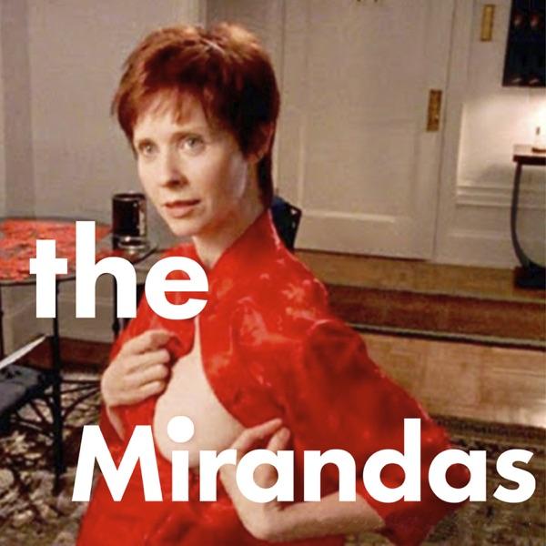 The Mirandas Artwork