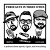 Three Guys in Three Cities artwork