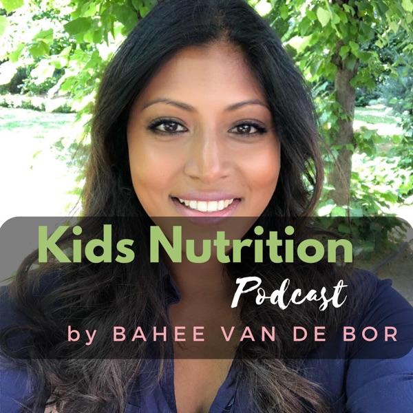 Kids Nutrition Podcast Artwork