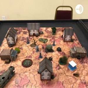 Gaming with the Salty Slacker : A Malifaux 3rd Edition centric podcast