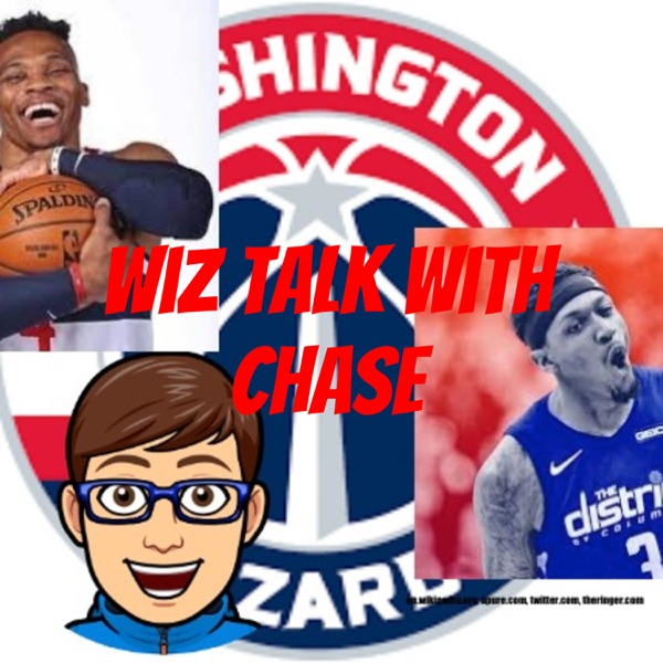 Wiz Talk with Chase Artwork