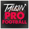 Talkin' Pro Football artwork