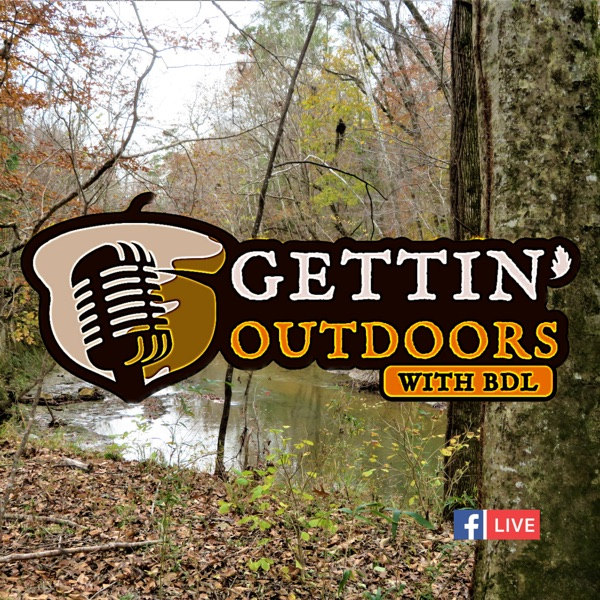 Gettin' Outdoors Podcast Artwork