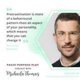 Procrastination and perfectionism, with Alexander Rozental