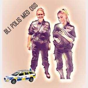 Bli polis med oss