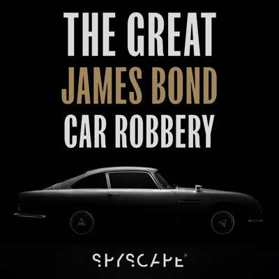 The Great James Bond Car Robbery | 007 | Mission | Heist | True Crime:SPYSCAPE