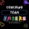 Coaching Team Embers  artwork