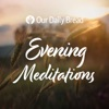 Our Daily Bread Evening Meditations artwork