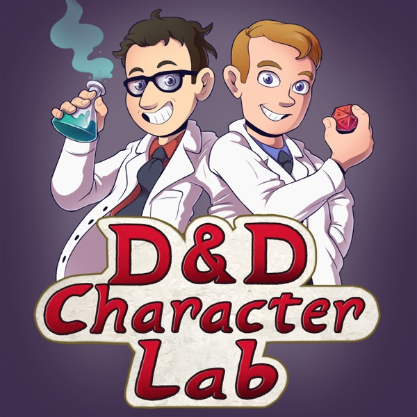 D&D Character Lab Podcast (DnD 5e) image