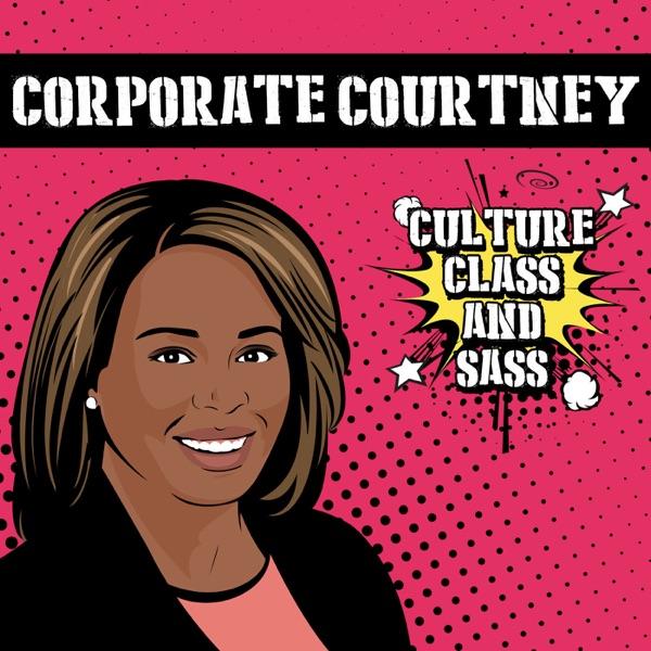 Corporate Courtney Artwork