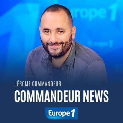 Commandeur News:Europe 1