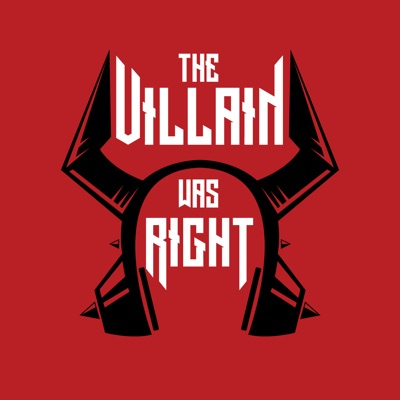 The Villain Was Right:The From Superheroes Network