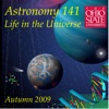 Astronomy 141 - Life in the Universe