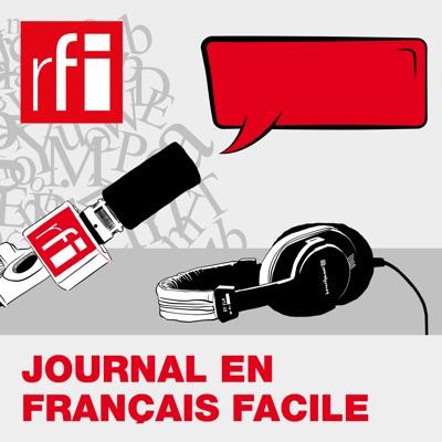 Journal en français facile:RFI