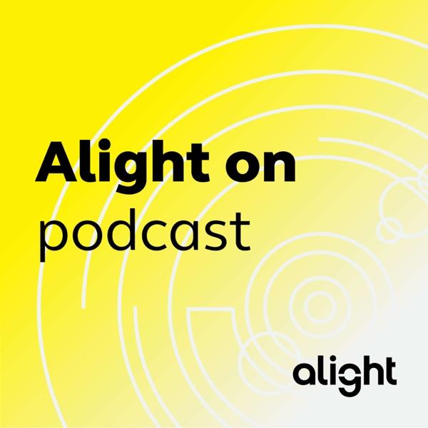 Alight on Podcast Artwork