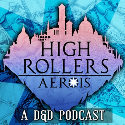 High Rollers DnD:The Yogscast