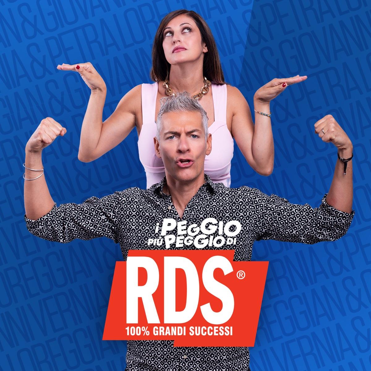 I peggio più peggio di RDS con Giovanni Vernia e Petra Loreggian