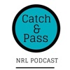 Catch and Pass NRL podcast artwork