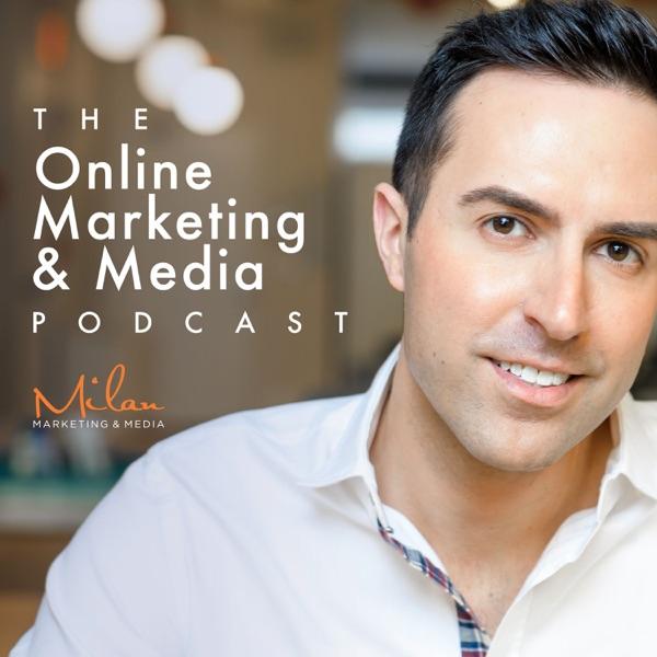 Online Marketing And Media Podcast Artwork