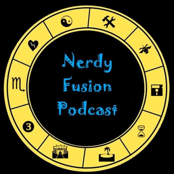 Nerdy Fusion Podcast Artwork